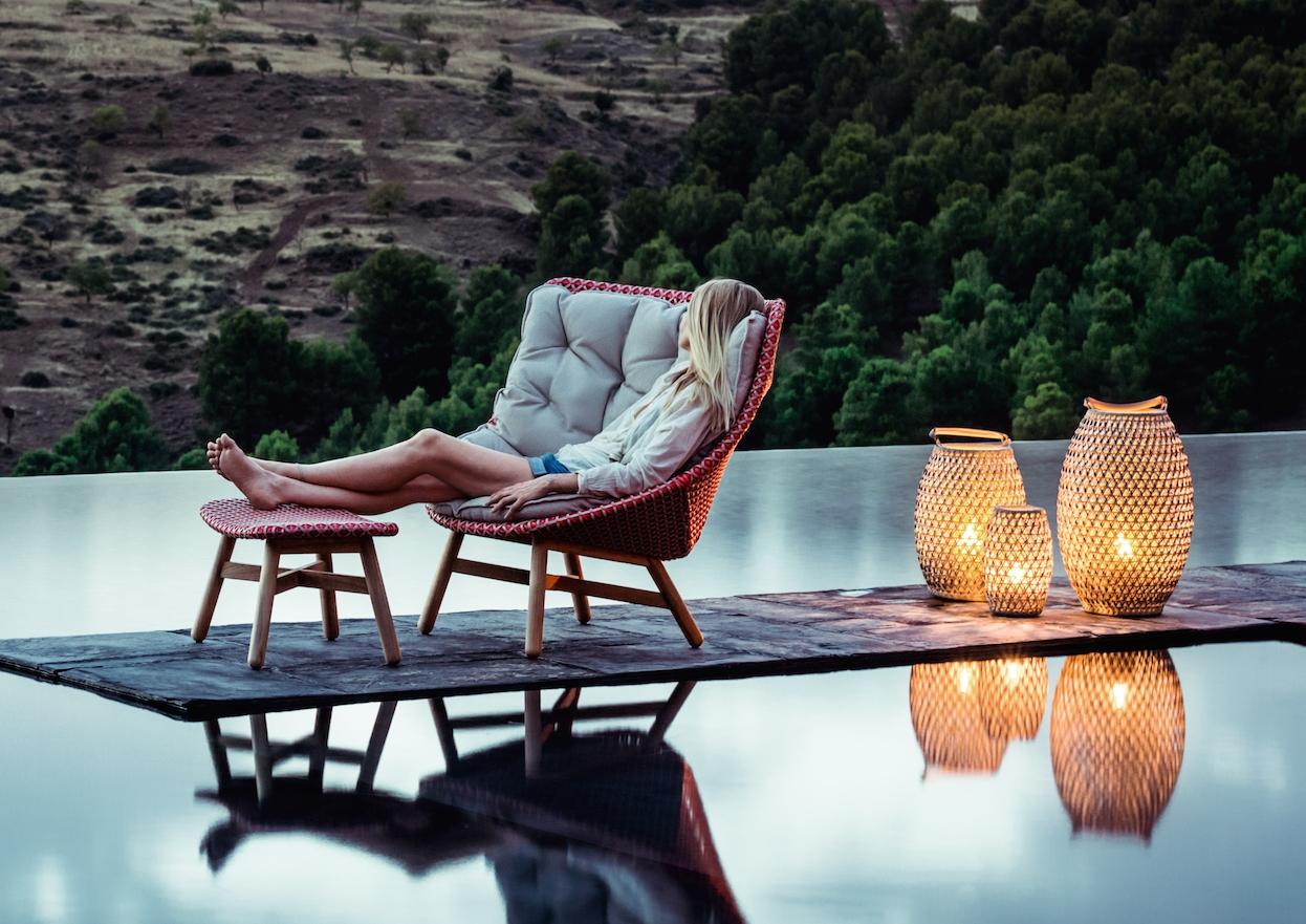 dedon sissinghurst. Black Bedroom Furniture Sets. Home Design Ideas