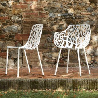 Tuinmeubelen, buitenmeubelen en parasols. Alleen luxe merken, exclusief design. Fast Forest Chair.