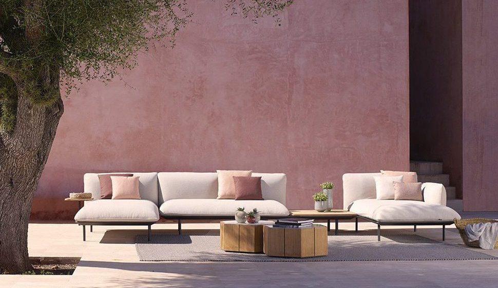 Tribu Senja Modular Lounge Sofa (1) - Sissinghurst Exclusieve Buitenmeubelen